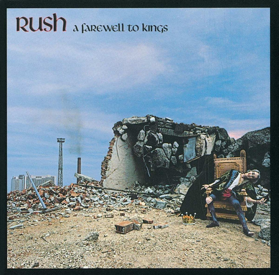 Cd A Farewell To Kings - Rush Remasters [lacrado Importado]