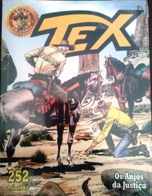 Tex Nº 15 - Os Anjos Da Justiça. Lacrada, C/ 252 Páginas