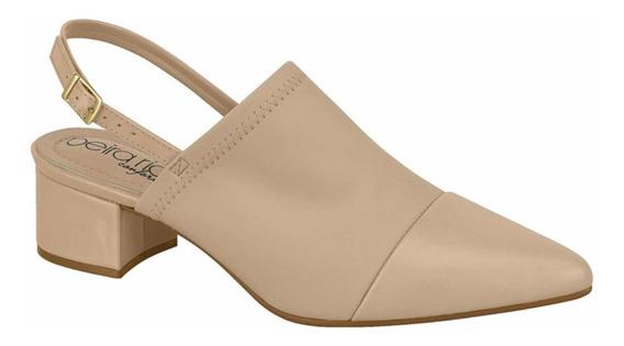 Zapatos Mujer Stiletos Taco Ancho Bajo Con Tira 4182.109