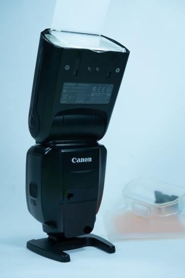 Canon 600ex-rt Flash Speedlight