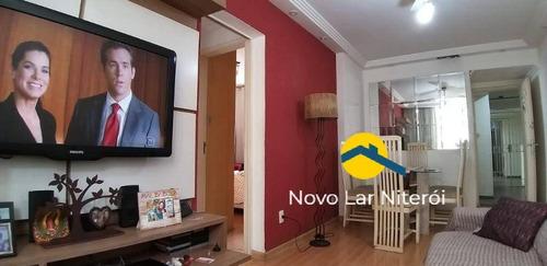 Imagem 1 de 15 de Excelente  Apartamento No Fonseca - 36