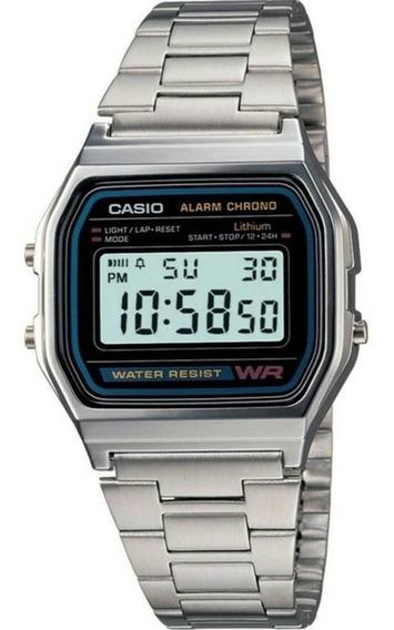 Relógio Casio Vintage Prata Ref; 2.13150