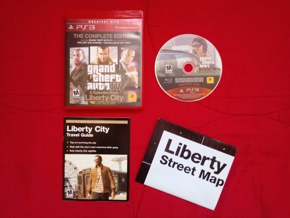 Gta 4 E Episódios Liberty City (versão Completa) Ps3