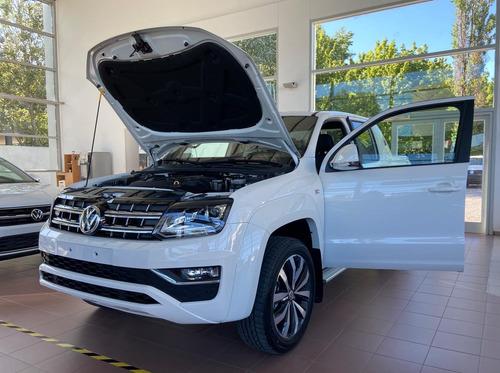 Volkswagen Amarok 3.0 V6 Highline Retire Y Cuotas Tasa 0% R-