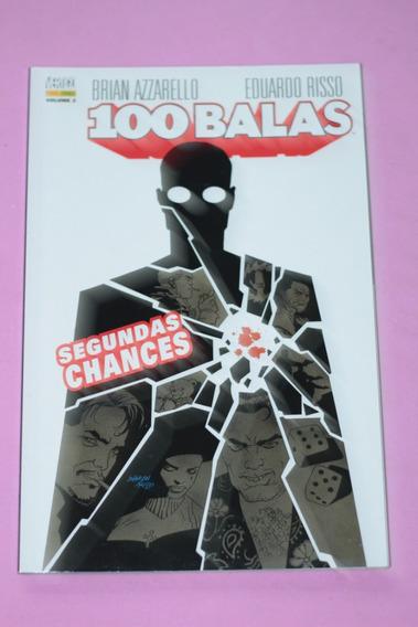 Hq Gibi 100 Balas Segundas Chances Vol.2 Panini Vertigo
