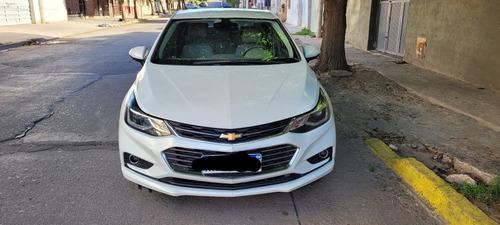 Imagen 1 de 8 de Chevrolet Cruze Ii 2016 1.4 Sedan Ltz Plus At