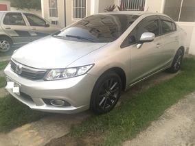Honda Civic Lxl 2013 (automático) Muito Novo