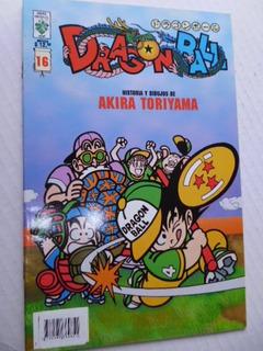 Comic Manga - Dragon Ball - Nro. 16 - En Español - En Físico
