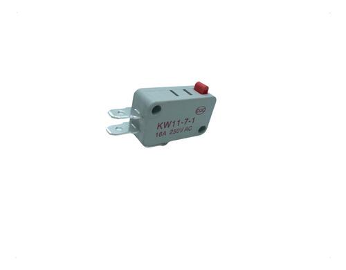 Interruptor Porta Micro Switc Microondas Electrolux Original