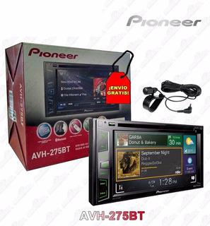 Autoestereo Pioneer Bluetooth Usb High Resolution iPod Dvd