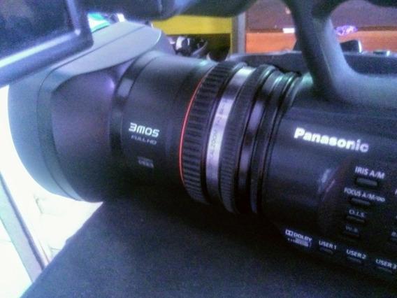 Filmadora Ag-ac90 Panasonic