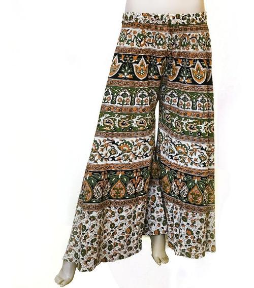 Calça Pantalona Indiana