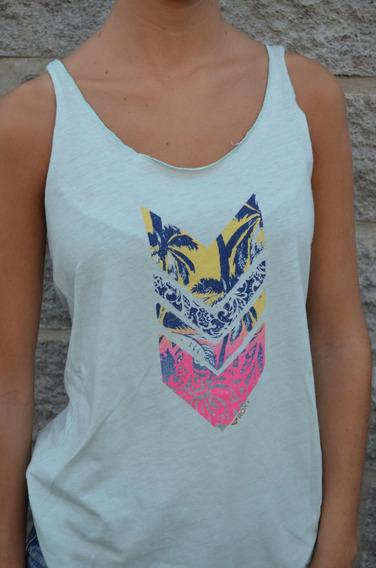 Musculosa De Mujer Original Roxy!!