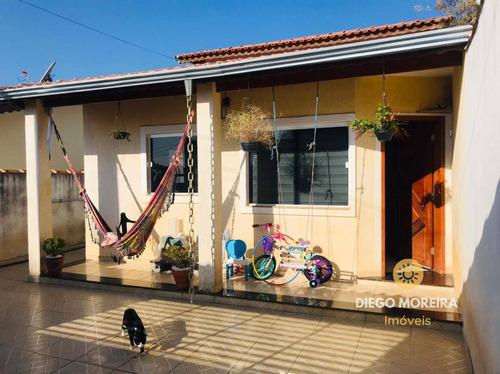 Casa Com 3 Dormitórios - Financiamento Bancário - Cs251