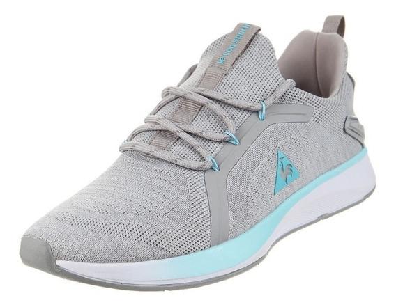 Zapatillas Deportivas Le Coq Sportif Mujer Muskin Grey Aqua