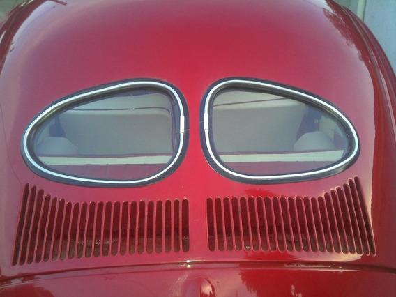 Fusca 1963 - Modificado Para Splyt Windowns 1952 Em Chapa.