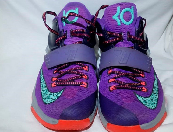 Nike Kevin Durant 7 Cave Purple