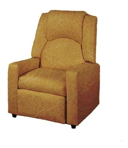 Poltrona Halley Corino Marrom Claro - American Comfort