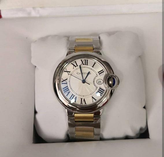 Relógio Modelo Cartier Ballon + Frete