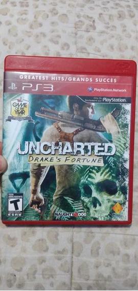 Jogo Uncharted 1 - Drake