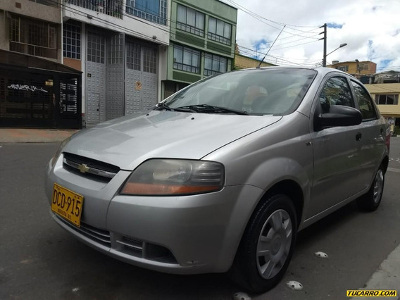 Chevrolet Aveo Aveo 1.600 Full Equipo