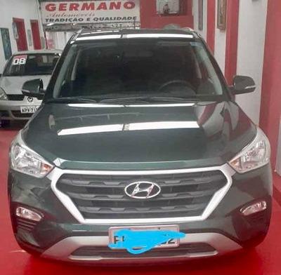 Hyundai Creta 1.6 Attitude Cinza 2017/2017