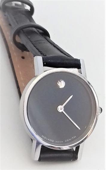 Relógio Feminino À Corda Movado Raro