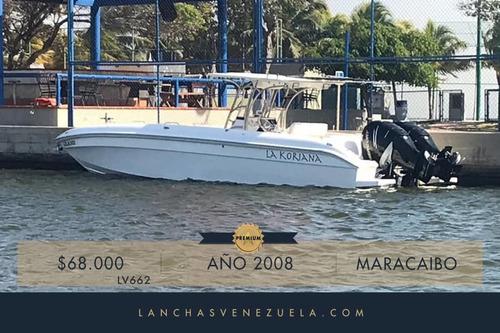 Lancha Santos Open 32 Lv662