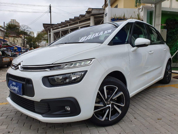 Citroën C4 Picasso Seduction 1.6 Turbo 16v Aut. 2017/201...