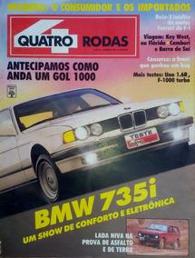 Revista 4 Rodas Nº 366 Janeiro 1991