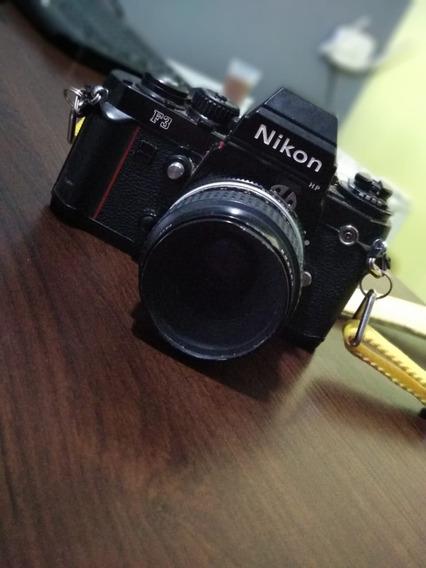 Camera Nikon F3 Em Otimo Estado