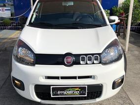 Fiat Uno Way 1.4 8v Dualogic (flex) 2016
