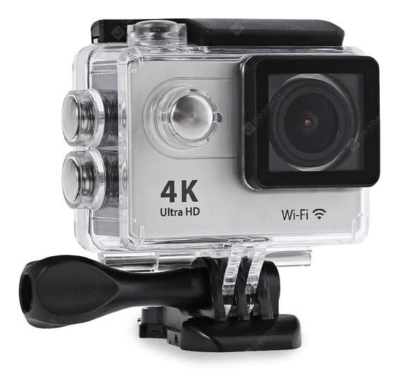 Actioncam Eken H9 - Filma Em 4k - Completa E Estado De Nova