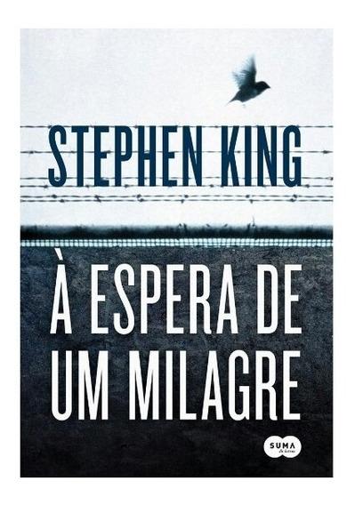 Livro À Espera De Um Milagre Stephen King