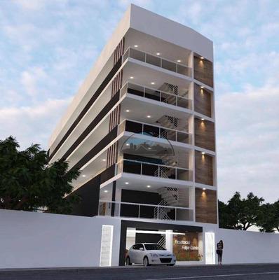 Apartamento Com 2 Dormitórios À Venda, 37 M² Por R$ 146.000 - Vila Guilhermina - São Paulo/sp - Ap0753