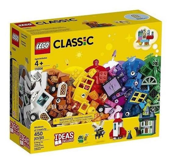Lego Classic - Janela Da Criatividade 11004