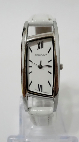 Reloj Steiner Swiss Para Dama En Muy Buen Estado