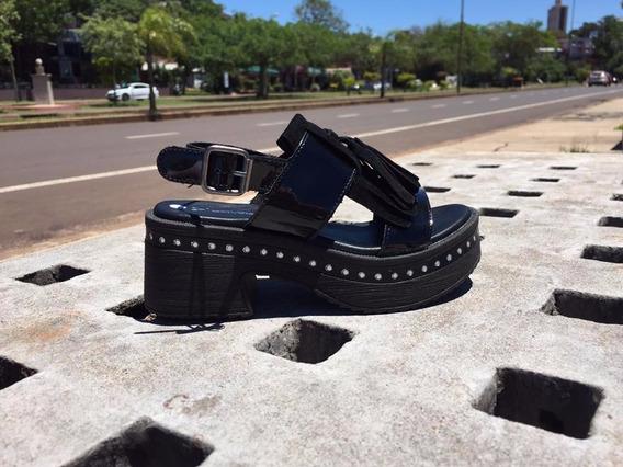 Zapato Taco Dama Savage