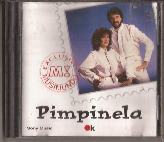 Pimpinela Cd Musimundo Cd Original 1996