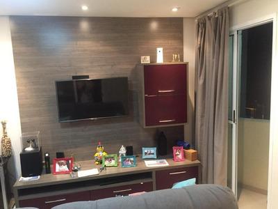 Apartamento Com 2 Dormitórios À Venda, 50 M² Por R$ 234.000 - Demarchi - São Bernardo Do Campo/sp - Ap1271