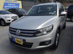 Volkswagen Tiguan 1.4 Tsi Confort Aut. Impecable Llame 2012