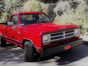 Chrysler Pick Up Modelo 1988