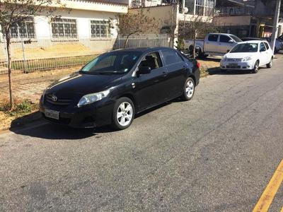 Toyota Corolla 1.8 16v Gli Flex 4p - 2010 / 2011