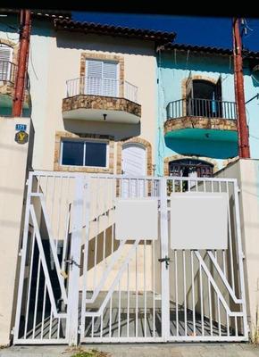 Sobrado Com 2 Dormitórios Para Alugar Por R$ 1.570,00/mês - Vila Rosália - Guarulhos/sp - So0143