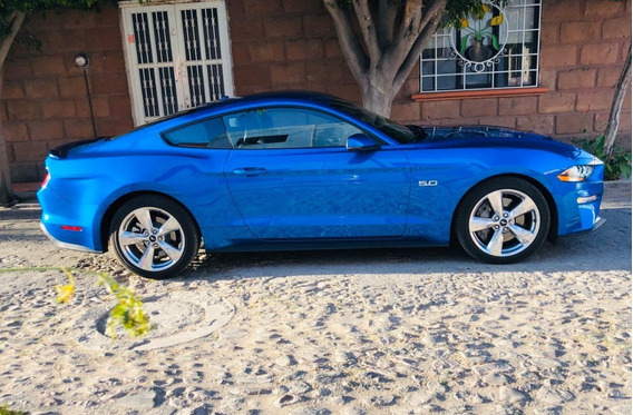 Ford Mustang Gt 2019 At