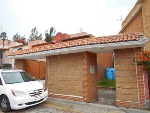 Casa En Venta En Real Del Bosque, Tultitlán Rcv-3786