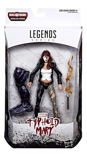 Venom Marvel Legends 6-inch Typhoid Mary Baf Monster Venom