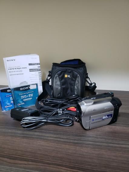 Filmadora Sony Handycam Dcr-dvd108 Carl Zeiss 2000x