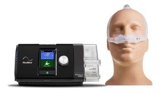 Cpap Airsense 10 Bivolt + Umidificador + Máscara Dreamwear