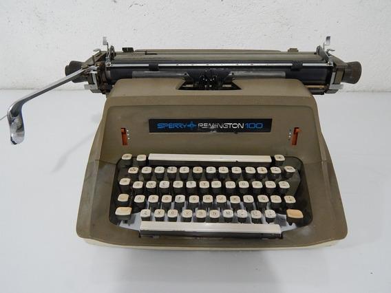 Maquina Escrever Remington 100